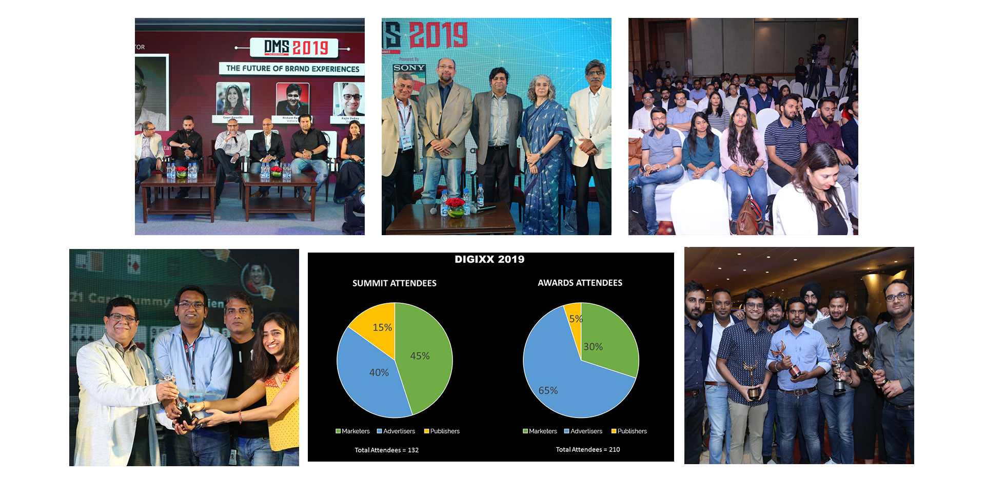 DIGIXX AWARDS 2019 - Real Awards for Real Achiever's